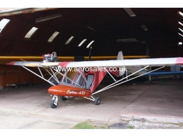 Cyclone AX3 Fixed Wing Microlight