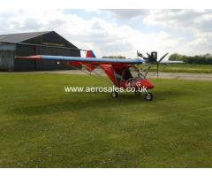 Xair 582 For Sale - Devon Based