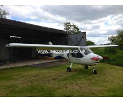 Flight Design Ct2k, Oxfordshire