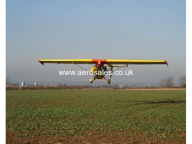 Cfm Shadow Cd Wickhambrook - Aero Sales - Buy, Sell & Rent Aircraft