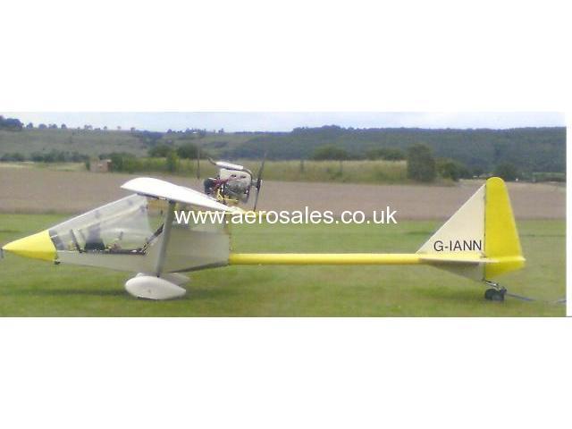 Kolb Twinstar Mk3xtra 2200 Jabiru