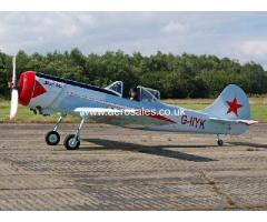Yak50 For Sale Uk