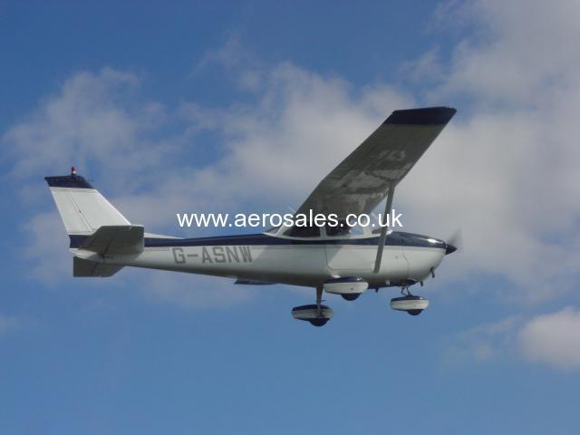 Cessna F172e 1/6 Share
