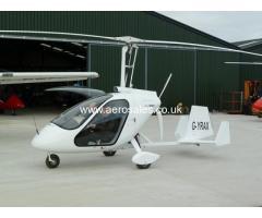 M24 GYRO. £19,950 QUARTER SHARE. NORTH WEST