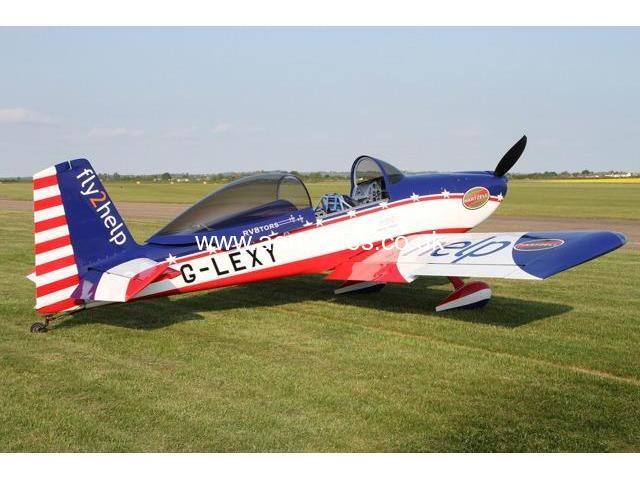 Rv8 High Spec Rv 8 Aero Sales Buy Sell Amp Rent