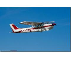 Cessna 172 Rg (low Hours)