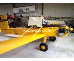 Evans Vp-1 Single Seat Vw Taildragger