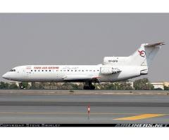 Two Aircrafts Yak-42d For Sale Or Leasing