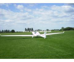Immaculate Carat Motor Glider