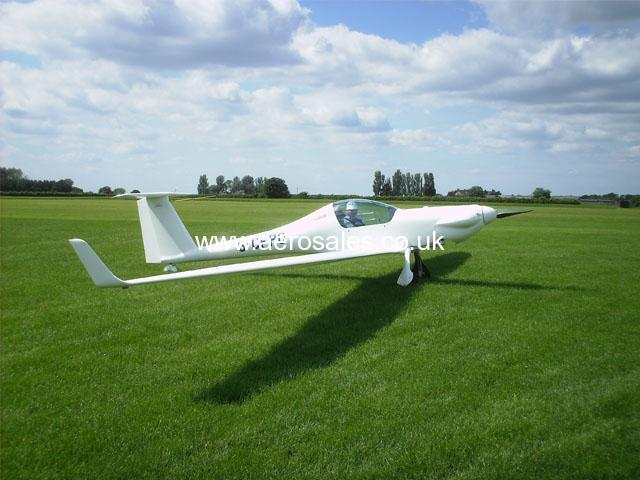 Immaculate Carat Motor Glider - Aero Sales - Buy, Sell & Rent