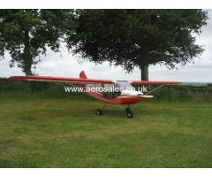 Rans S6 Esd Coyote. Rotax 503