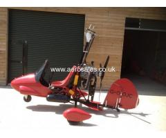 Bensen B8mr Gyrocopter
