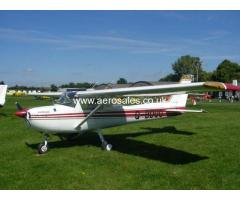 Built By Reims In 1976 This Cessna 150 M