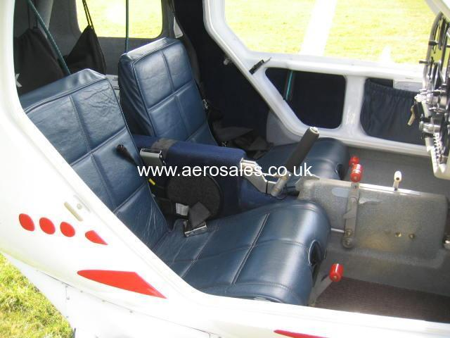 Jabiru Ul 450 - Aero Sales - Buy, Sell & Rent Aircraft in UK