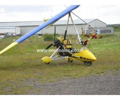 Flash 2 Alpha Microlight