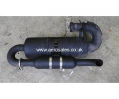 Rotax 582 Exhaust