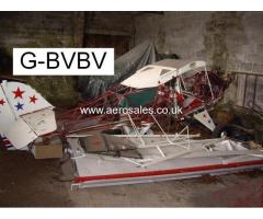 2 X Damaged Avid Speedwing Aircraft -- Job Lot