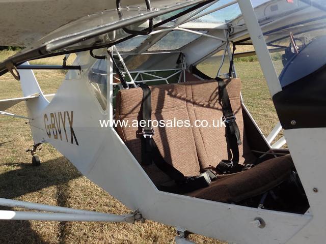 Western Union Moneygram >> Avid Flyer Speedwing Mk4 With Jabiru 2200 - Aero Sales - Buy, Sell & Rent Aircraft in UK & Europe