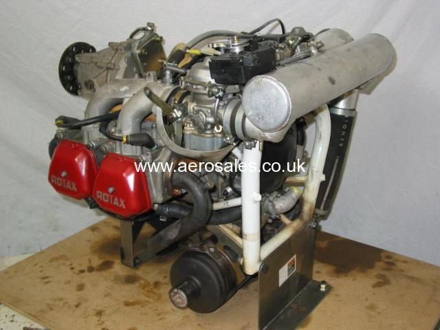 Rotax 914 F3 Turbo Engine    U00a35850 Ono - Aero Sales