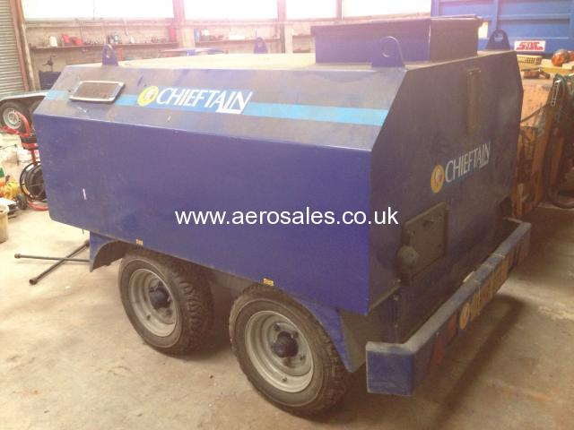 Aviation Fuel Bowser - Aero Sales - Buy, Sell & Rent
