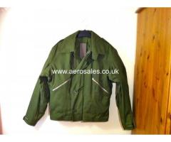Raf Olive Green Flying Jacket