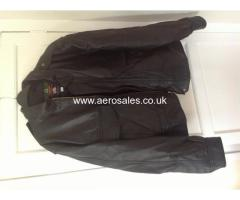 Perrone Aviation Apparel Leather Aviation Jacket