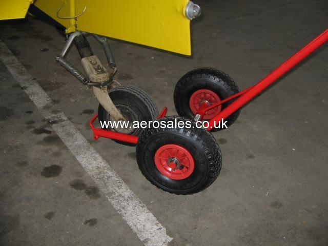 Tailwheel Dolly S For Your Taildragger Aero Sales Buy