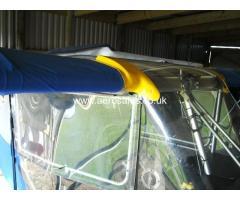Sky Ranger Wingroot Fairings