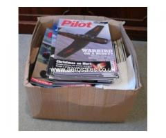 Free Assorted Flying Mags To Good Home
