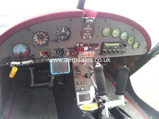 Ikarus C42 100hp Rotax 912uls For Sale Aero Sales Buy Sell