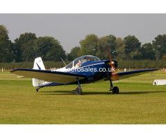 1/9th share at Stapleford on permit Tailwheel
