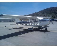 F172N 180HP with MOGAS & Skydiving STCs (EASA Approved)