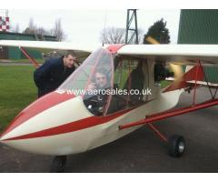 Microlight Challenger ll for repair or spares
