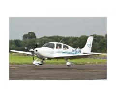 Group Cirrus SR20 Avedyne North Weald EGSX