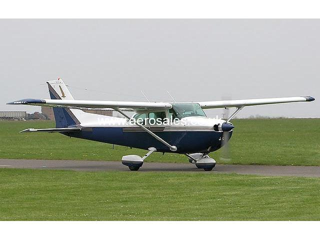 1980 Cessna 172 looking for a new home