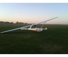 Ultralight motor glider Straton d4