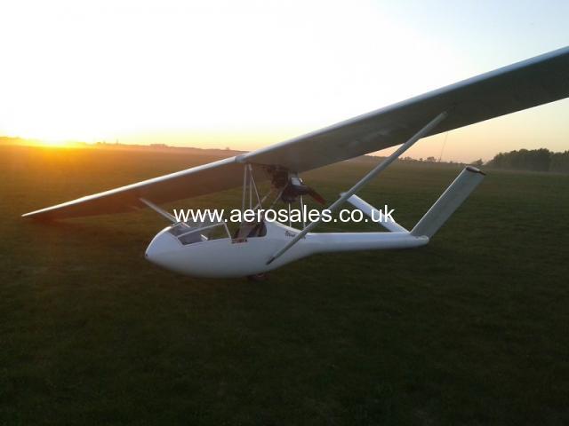 Ultralight Motor Glider Straton D4 Silute Aero Sales