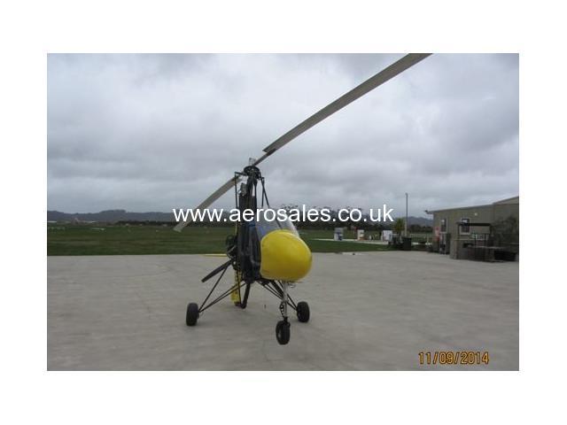 Gyrocopter - Dominator2 plus Trailor