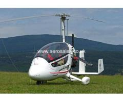 AutoGyros / Gyrocopters - Aero Sales - Buy, Sell & Rent