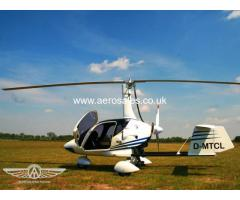 Autogyro from Polish leading manufacturer