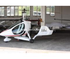 Cloud Dancer II ROTORTEC Gyrocopter