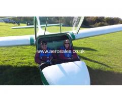 Slingsby Capstan 2-seat glider