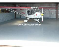 RAJ-Hamsa X-Air Hawk, EI EDA