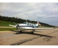 Beech Bonanza F33A with New IO-550 Motor