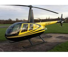 Robinson R44 Raven II (YOM 2002) - FOR SALE