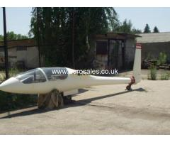 JANTAR2B SZD.42.2 FOR SALE WITH DAMAGES