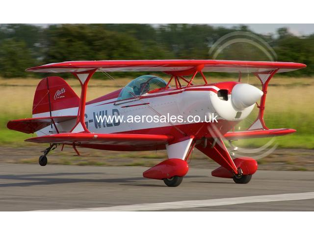 PITTS S1-T - 1/3 SHARE AT WHITE WALTHAM