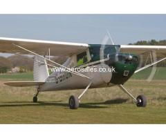 CESSNA 120 SHARES AVAILABLE