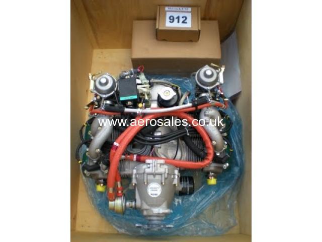I sell Rotax 912 ULS 100 HP