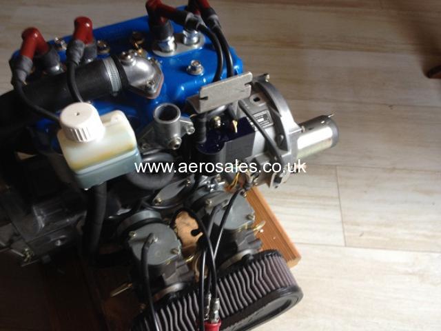 Rotax 582 UL Engine